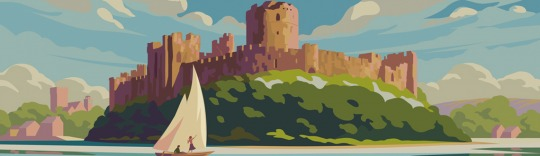 Gary Redford Pembroke Castle News Feature Image