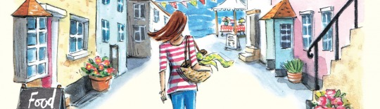 Hannah George Headline A Perfect Cornish Summer News Feature Image