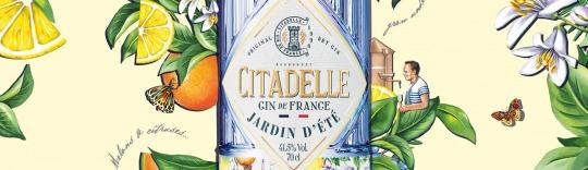 Hannah George Citadelle Gin News Feature Image MJN