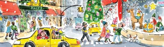 Hannah George Christmas News Feature Image