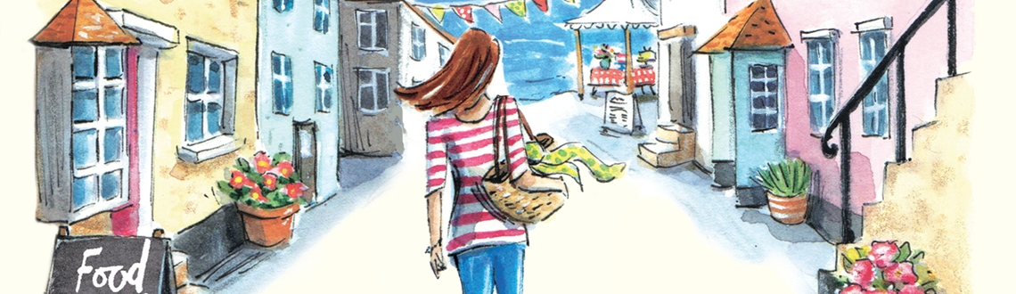 Hannah George Headline A Perfect Cornish Summer News Feature Image