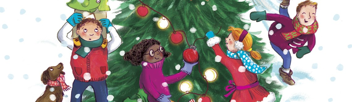 Hannah George Christmas Stories News Feature Image