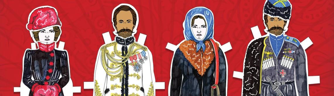 Hennie Haworth Russian Revolution News Feature Image