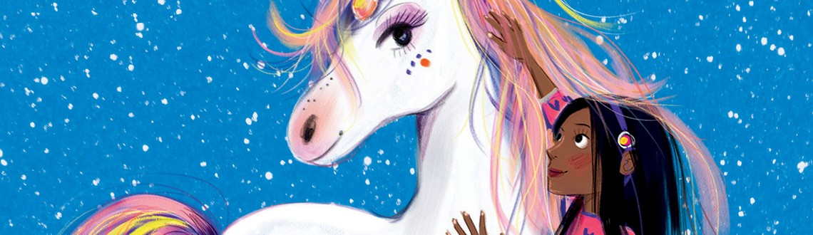 Lucy Truman Layla and Dancer Unicorn Academy News Feature Image