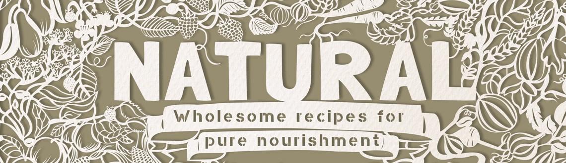 Sarah Dennis Natural Cookbook News Feature Image