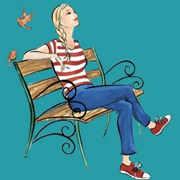 Robyn Neild Portfolio Card represented by Meiklejohn