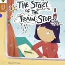 Anna Hymas Train Stop News Item
