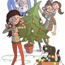 Ben Scruton Christmas News Item