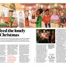 Ben Scruton Sunday Times Magazine News Item Layout