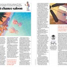 Ben Scruton Sunday Times Magazine News Item