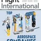 Blindsalida Flight International Magazine News Item