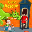 Garry Parsons Dragon sitter Rescue News Item Cover