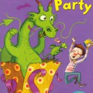 Garry Parsons Dragonsitter's Party News Item Cover