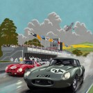 Garry Walton Goodwood Revival News Item