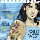 Gavin Reece Imbibe Magazine News Item Cover