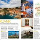 Hannah George Viking Magazine Map News Item Layout