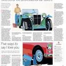 James MacFarlane Telegraph News Item Layout