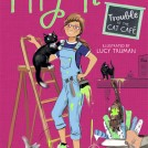 Lucy Truman Trouble at Cat Cafe News Item Cover