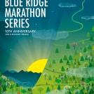 Natalia Zaratiegui Blue Ridge Marathon Poster News Item