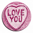 Nick Chaffe love heart news item
