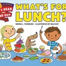 Nila Aye 'What's For Lunch?' News Item